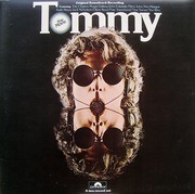 Double LP - The Who - Tommy (Soundtrack)