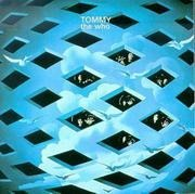 Double LP - The Who - Tommy - no booklet