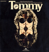 Double LP - The Who - Tommy - Original Soundtrack Recording