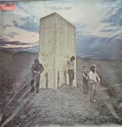 LP - The Who - Who's Next - ORIG ITALY