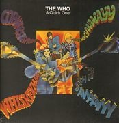 LP - The Who - A Quick One - LP