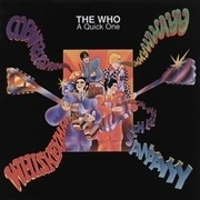 LP - The Who - A Quick One (lp)