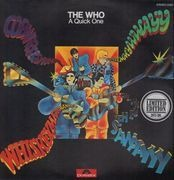 LP - The Who - A Quick One