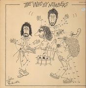 LP - The Who - By Numbers