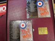 CD-Box - The Who - Collection 2xCD Box-Set +Book with Flexi Disc - Limited Numbered Edition