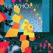Double LP - The Who - Endless Wire
