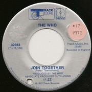 7inch Vinyl Single - The Who - Join Together
