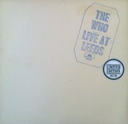 LP - The Who - Live At Leeds - rice bag missing; all inserts