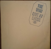 LP - The Who - Live At Leeds