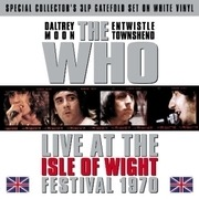 LP-Box - The Who - Live At The Isle Of Wight - COLL. ED