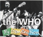 CD Single - The Who - My Generation