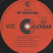 LP - The Who - My Generation - Original Australian, Mono