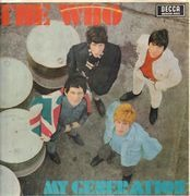 LP - The Who - My Generation - German Sleeve, French Pressing