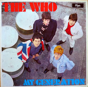 LP - The Who - My Generation