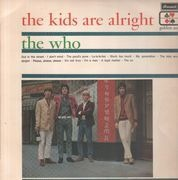 LP - The Who - The Kids Are Alright - Original Dutch