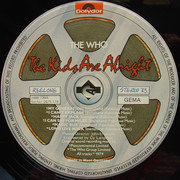 Double LP - The Who - The Kids Are Alright - +Booklet