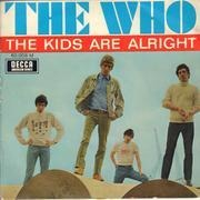 7inch Vinyl Single - The Who - The Kids Are Alright - Original French EP