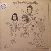 LP - The Who - The Who By Numbers