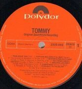 Double LP - The Who - Tommy - Soundtrack