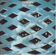 Double CD - The Who - Tommy