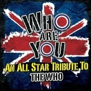 Double LP - The Who - Who Are You - FT:IGGY POP/RAVEONETTES/SWEET/GRETCHEN WILSON/& O