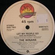 12inch Vinyl Single - The Winans - Let My People Go