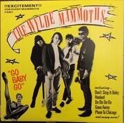LP - The Wylde Mammoths - Go Baby Go!!