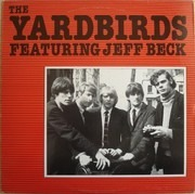 LP - The Yardbirds Featuring Jeff Beck - The Yardbirds Featuring Jeff Beck