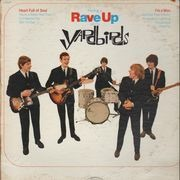 LP - The Yardbirds - Having A Rave Up With The Yardbirds - 1st Mono