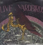 LP - The Yardbirds - Live Yardbirds (Featuring Jimmy Page) - Still Sealed