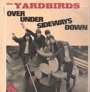 LP - The Yardbirds - Over Under Sideways Down - Original 1st French, Pokora 5001 RCB