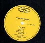 LP - The Yardbirds - Five Live Yardbirds - german original