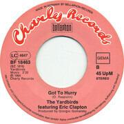 7inch Vinyl Single - The Yardbirds - For Your Love