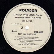 LP - The Youngsters - The Youngsters - original brazilian promo