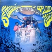 LP - The 5th Dimension - Up, Up And Away