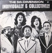 LP - The 5th Dimension, The Fifth Dimension - Individually & Collectively