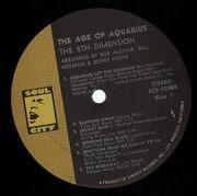 LP - The 5th Dimension - The Age Of Aquarius
