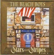 CD - the Beach Boys - Stars & Stripes
