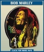 CD-Box - Bob Marley - Metall Box