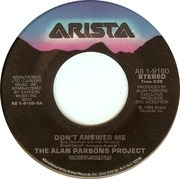 7'' - The Alan Parsons Project - Don't Answer Me