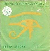 7inch Vinyl Single - The Alan Parsons Project - Eye In The Sky / Mammagamma