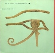 LP - The Alan Parsons Project - Eye In The Sky - Embossed Cover