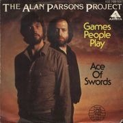 7'' - The Alan Parsons Project - Games People Play