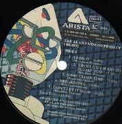 LP - The Alan Parsons Project - I Robot - incl. Sticker