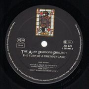 LP-Box - The Alan Parsons Project - I Robot / Pyramid / Eve / The Turn Of A Friendly Card