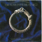 7'' - The Alan Parsons Project - Let's Talk About Me / Hawkeye