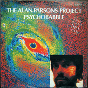 7'' - The Alan Parsons Project - Psychobabble