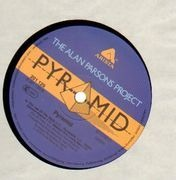 LP - The Alan Parsons Project - Pyramid - Gatefold