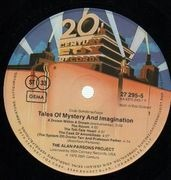 LP - The Alan Parsons Project - Tales Of Mystery And Imagination - CLUB EDITION