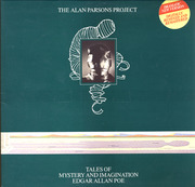 LP - The Alan Parsons Project - Tales Of Mystery And Imagination - Edgar Allan Poe - Gatefold